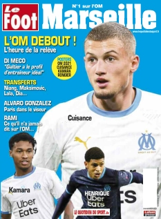 Le Foot Marseille magazine |