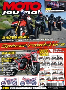 Jaquette Moto Journal