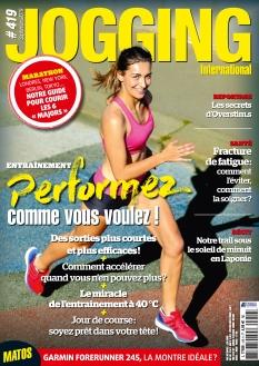 Jaquette Jogging International