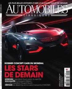 Automobiles Classiques No.244 - Novembre 2014
