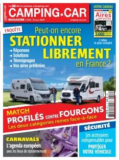 Camping-Car magazine  