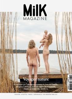 Milk magazine |