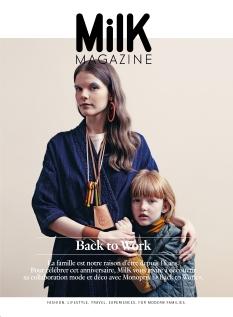 """Afficher """"Milk magazine"""""""