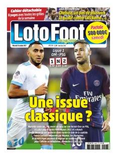 Loto Foot magazine |