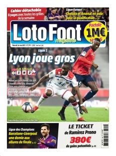 Loto Foot magazine