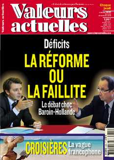 Valeurs Actuelles