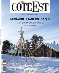 Jaquette Maisons Côté Est