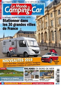 Le Monde du Camping-Car