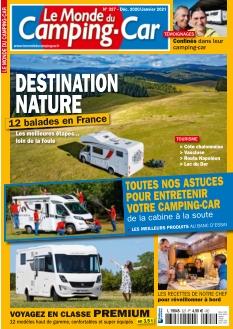Le Monde du Camping-Car |