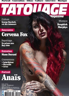 Tatouage Magazine |