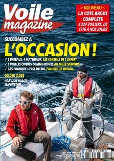 Jaquette Voile magazine