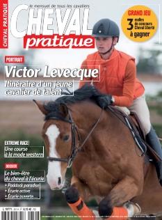 Jaquette Cheval Pratique