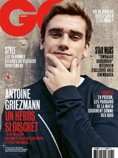 Couverture de GQ