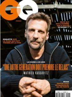 Jaquette GQ