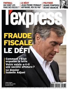 Jaquette L'Express