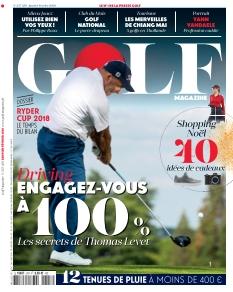 Golf magazine |