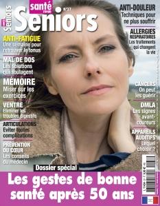 Jaquette Santé Revue Seniors