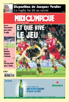 Midi Olympique Rouge