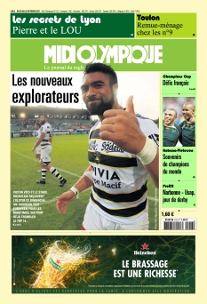 Midi Olympique Vert |