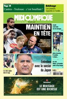 Midi Olympique Vert