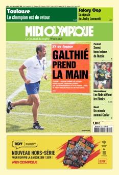 Jaquette Midi Olympique Vert