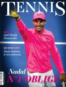 Tennis magazine |
