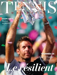 Tennis magazine  