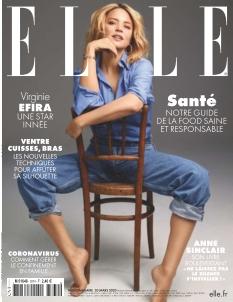 Jaquette Elle