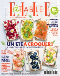 Elle à Table |