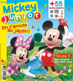 Mickey Junior |