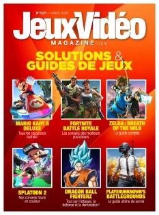 Jaquette Jeux Vidéo Magazine Hors-Série